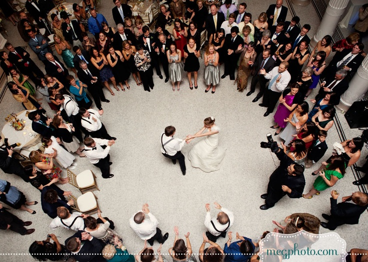Jewish Wedding Dance Reception Dancing