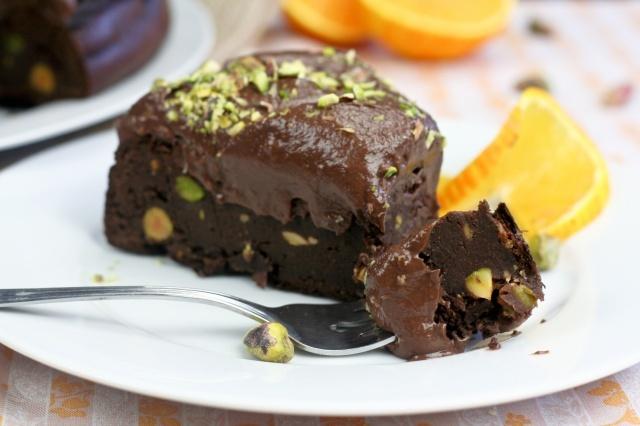 Healthy Flourless Chocolate Orange Cake | The Healthy Foodie