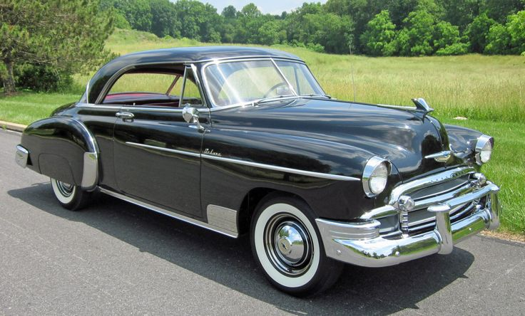 1950 chevrolet bel air 2 door hardtop chevy classics