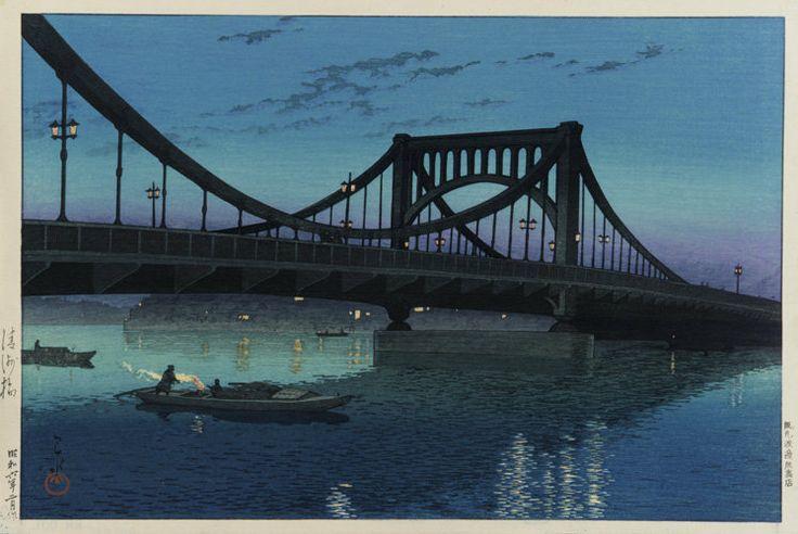 川瀬巴水の画像 p1_11