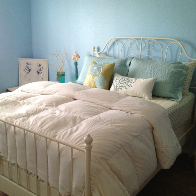 our ocean themed bedroom daughter 39 s room pinterest