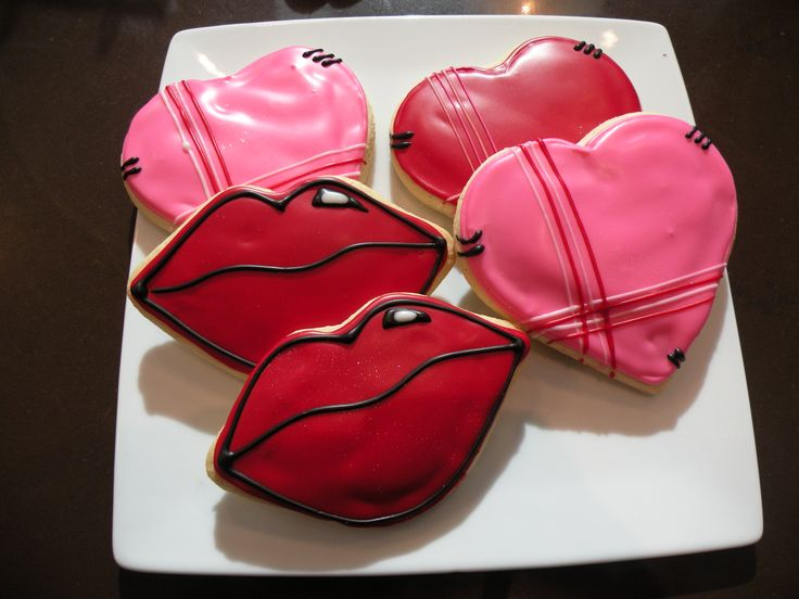 Valentine Sugar Cookies | Favorite Recipes | Pinterest