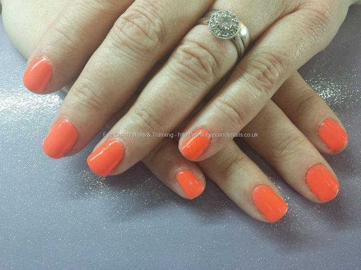 Gel polish no3 over natural nails | Eye Candy Beautiful Nail Art | Pi