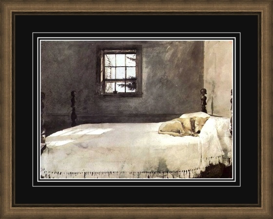 Masterbedroom Andrew Wyeth Wyeth Captures Labradors Perfectly WANT