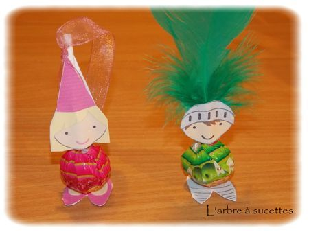 Princess and knight lolipops fun with kids pinterest
