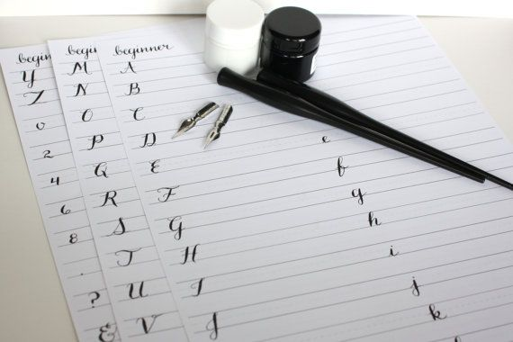 Calligraphy Starter Kit Set For Beginners