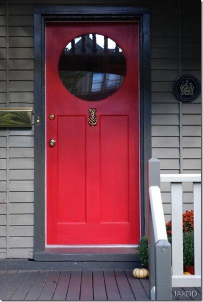 Pretty Round Window In Front Door Home Ideas Pinterest