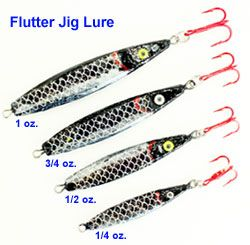 Flutter jig molds jigging pinterest for Ice fishing jig molds