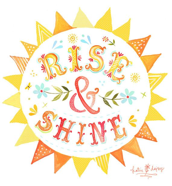 Rise and shine apple pie! Good Morning! Choose to have a great day today! May God bless you always <3 love you