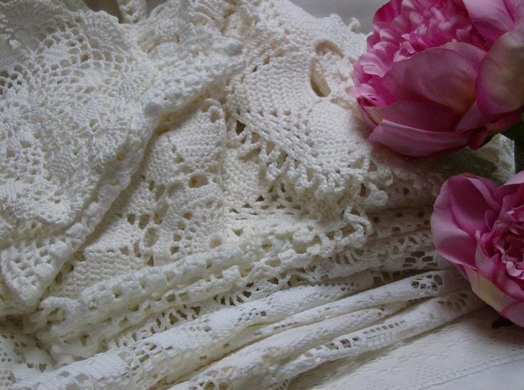 gehaakte kleedjes