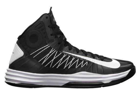 The gallery for --> Nike Hyperdunks 2012 Black And White