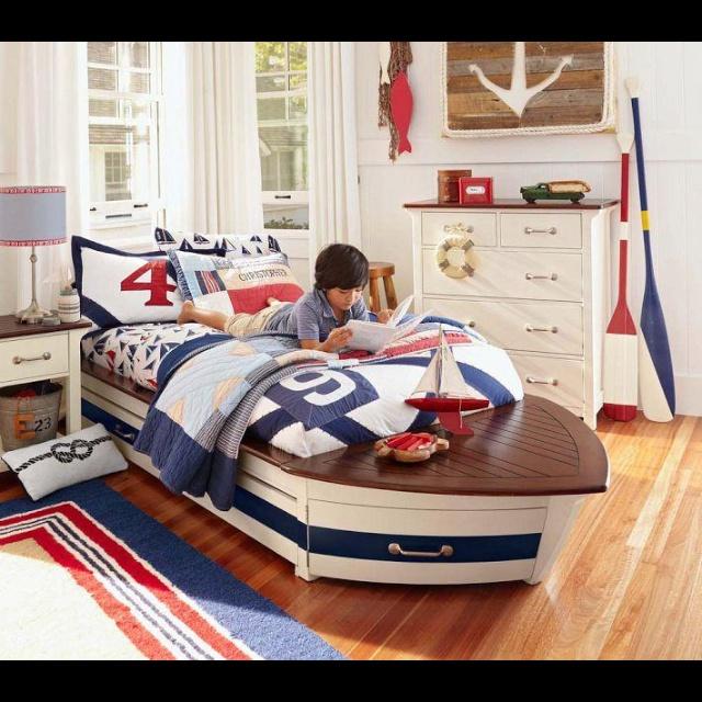 Nautical Theme Boys Room Nautical Boys Room Pinterest