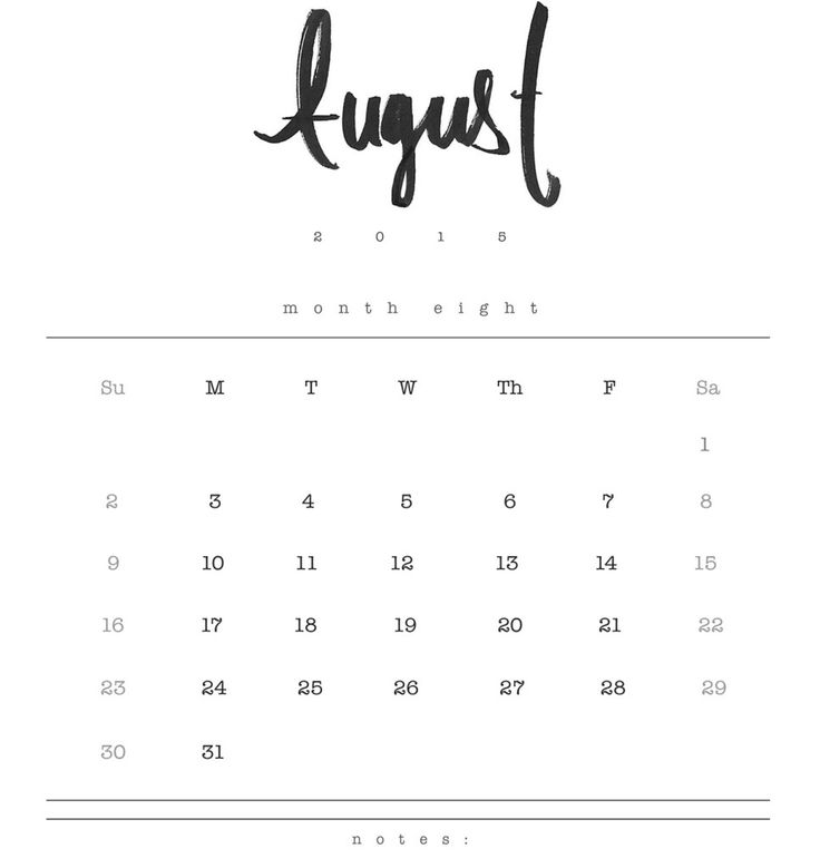 25+ unique August calendar ideas on Pinterest | July calendar ...