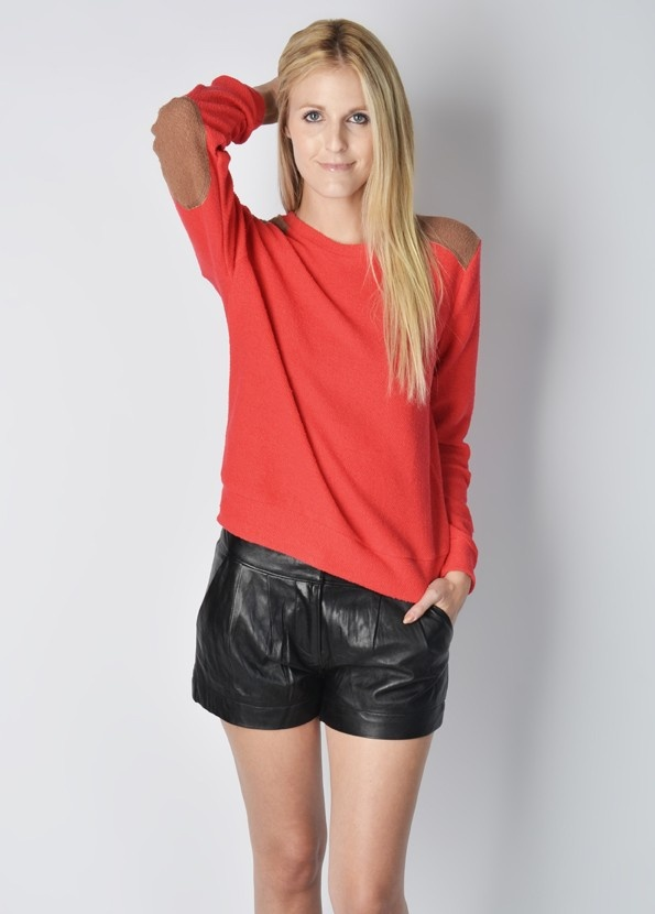 Sam & Lavi Gala Top in Grenadine - Sweaters - Womens Online Clothing