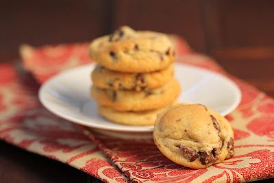 ... chick can bake!!!: Jacques Torres' Secret Chocolate Chip Cookies