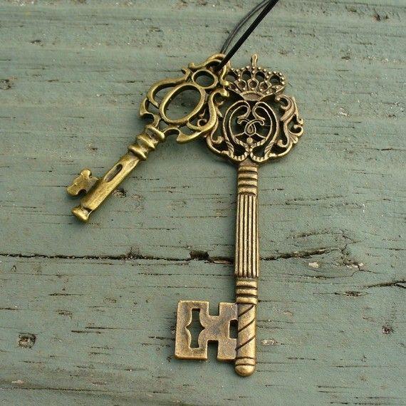 Love vintage keys