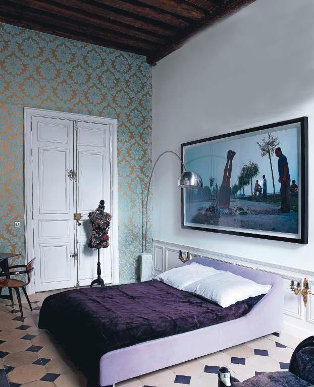 green gold and purple bedroom interiors interiors interiors alina