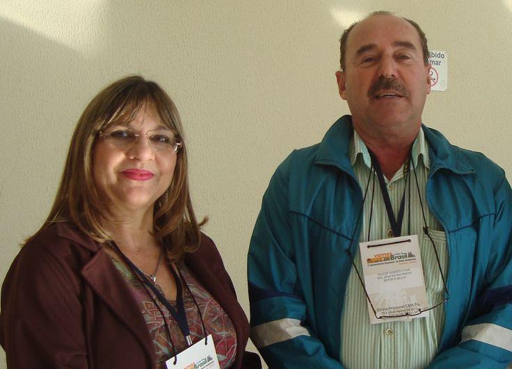 Vigilância Sanitária de São José do Rio Preto presente na 1ª Conferência Regional do Meio Ambiente – Resíduos Sólidos