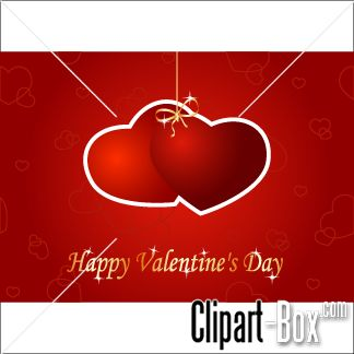valentine card clipart