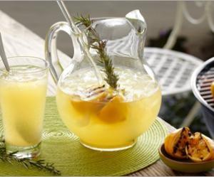 Grilled lemonade! SERVES: 8 PREP TIME: 15 MINUTES COOK TIME: 15 ...