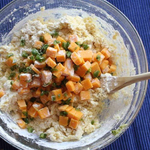 Jalapeno Cheddar Scones | Recipes (non-gluten-free) | Pinterest