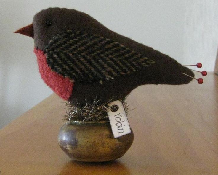 Bird pin keep