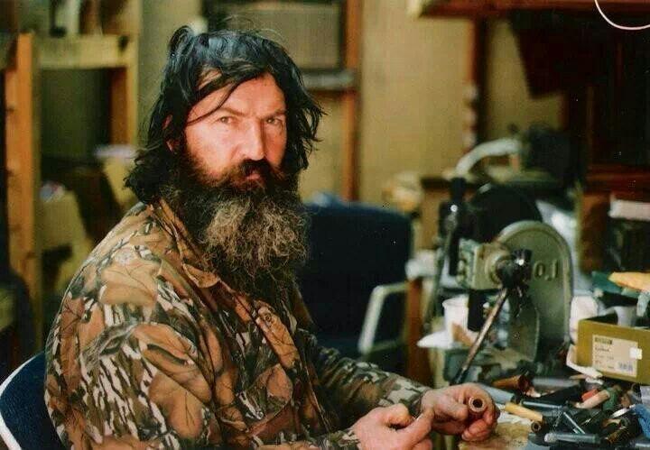 Phil Robertson Making Duck Calls