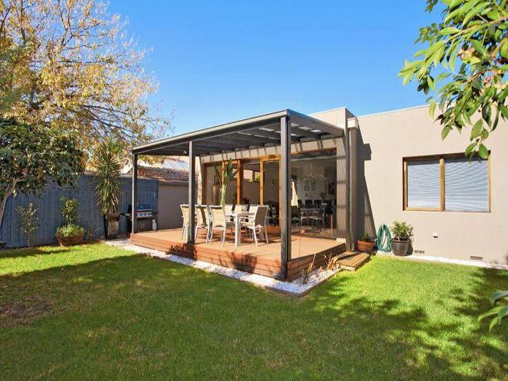 Pin by michelle wellard on dream home pinterest - Veranda decoratie ...