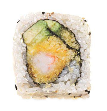 shrimp tempura roll calories  Shrimp Tempura Roll   508