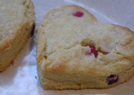cranberry scones | SWEETS! | Pinterest