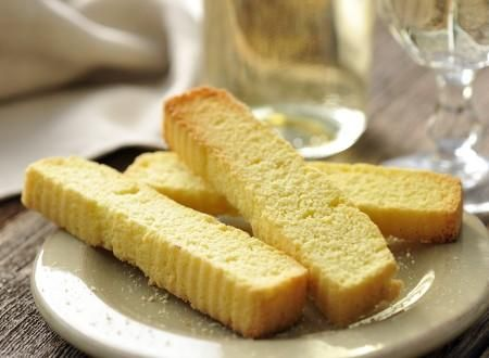 Saffron Toasts - These crisp toasts are similar to a classic biscotti ...