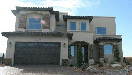 Bella Vista Custom Homes- El Paso, TX | Custom homes | Pinterest: pinterest.com/pin/402438916673267056