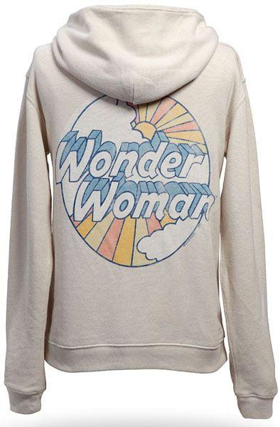 Wonder woman hoodies