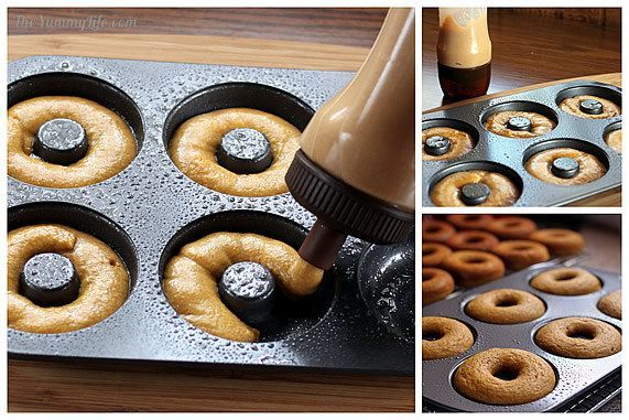Baked Maple Donuts (Grain Free) Recipes — Dishmaps