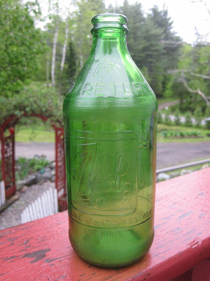 vintage bottled sodas