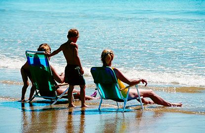 best family beaches on the east coast