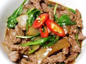 Chili Beef Stir Fry | Asian and Filipino Delicacies | Pinterest