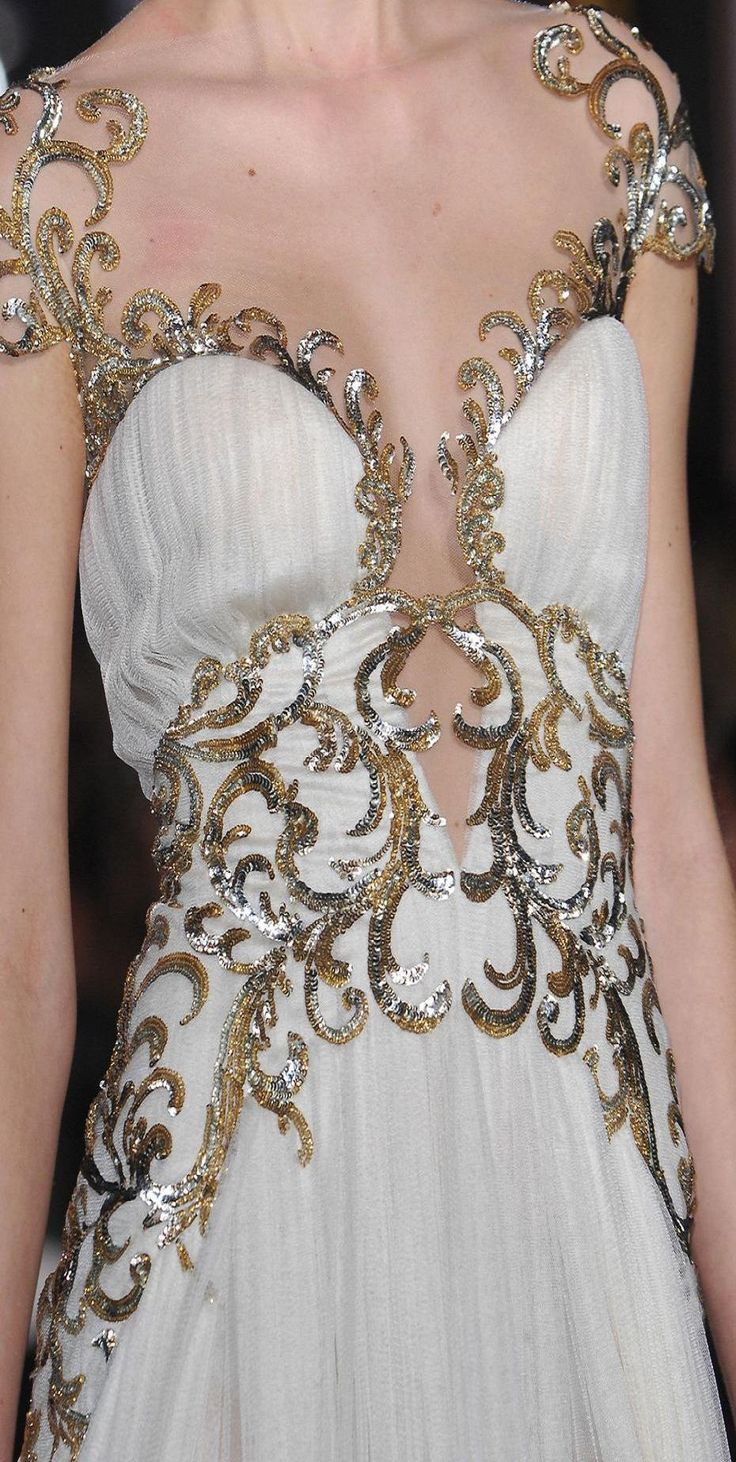 zuhair-murad-spring-2013 ♥✤ | Keep the Glamour | BeStayBeautiful