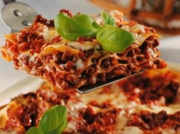 Lasagna alla bolognese | Food | Pinterest