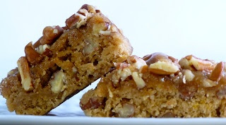 Pecan Maple Blondies | For the Home | Pinterest