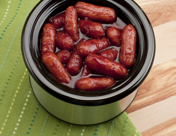 Lit'l Smokies With Bacon Recipes — Dishmaps