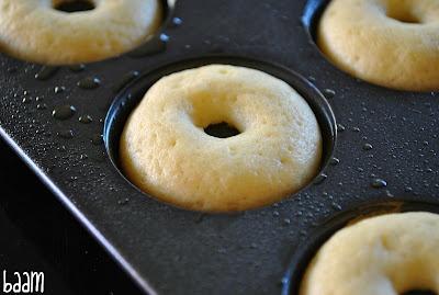 Maple Mini Donuts | Fresh Baked | Pinterest