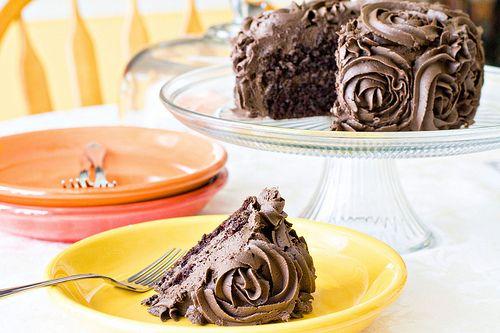 Chocolate Mayonnaise Cake | Recipes - Desserts | Pinterest