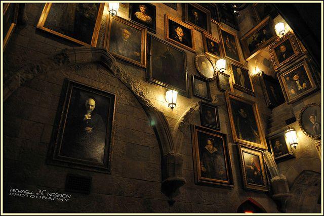 hogwarts castle interior | Castles of the world! | Pinterest