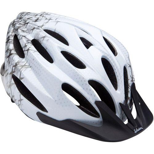 schwinn merge star microshell bicycle helmet adult
