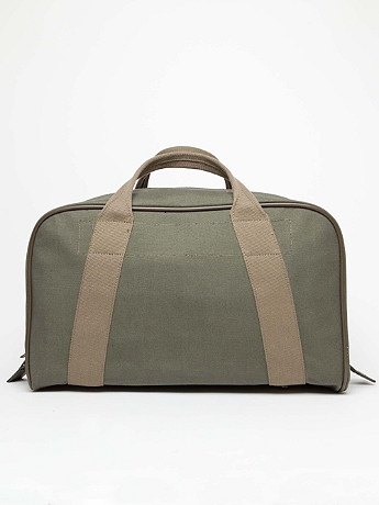 Comme Des Garcons Shirt Men's Canvas Holdall Bag