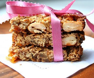 Ginger Cashew Granola Bars | All Day I Dream About Food Maybe add a ...