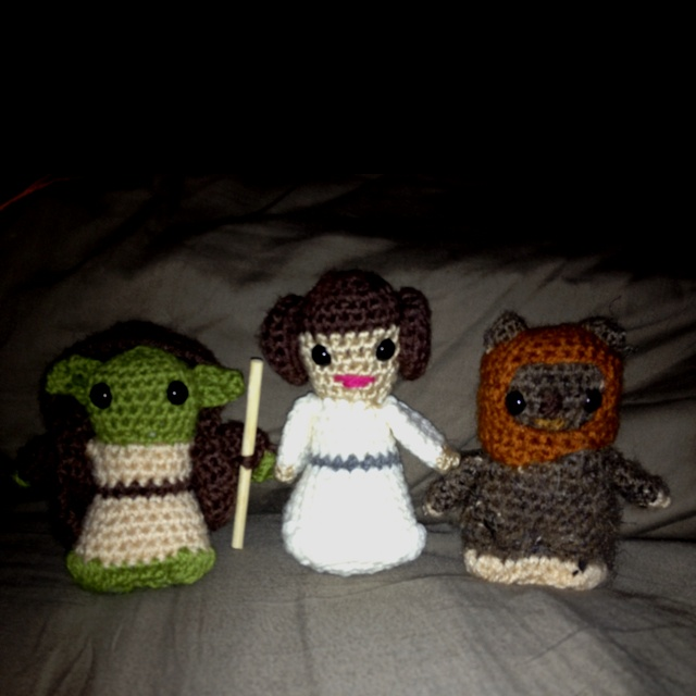 Free Crochet Patterns For Star Wars Characters Pakbit For