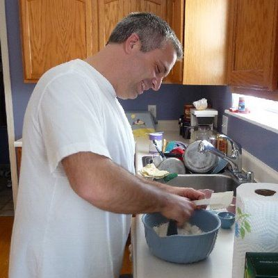 ... : Baking with Stephen - Apple Dumpling's with Butter Rum Sauce