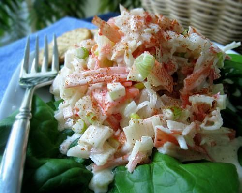 Maryland Crab Salad from Food.com: This is a cool, refreshing salad ...